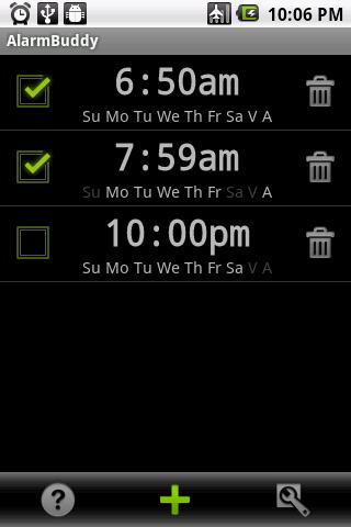 AlarmBuddy - Great Alarm Clock