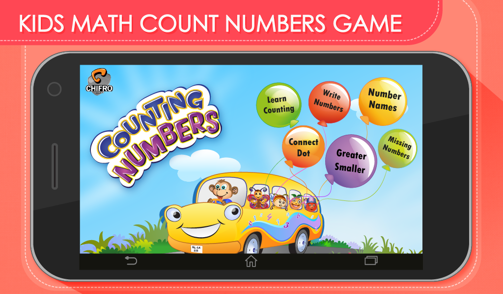 Kids Math Count Numbers Game Screenshot 16