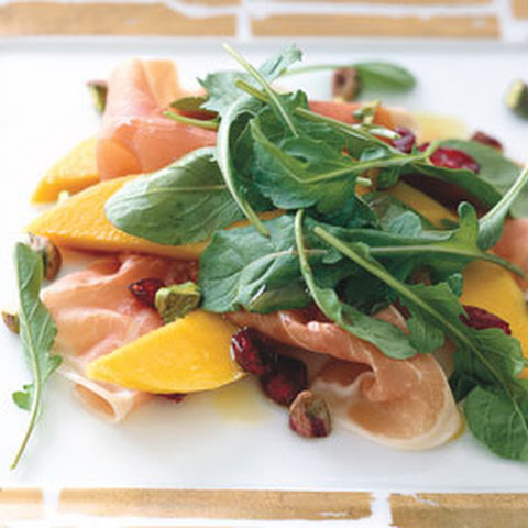 Fennel, Prosciutto And Pomegranate Salad Recipes — Dishmaps