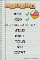 Screenshot of Letrix Pro Deutsch