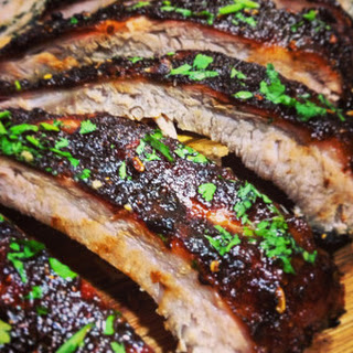 Spicy Asian BBQ Ribs