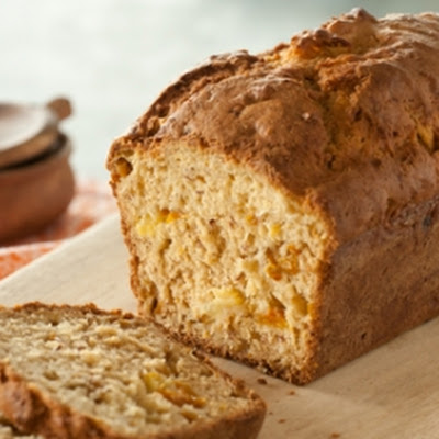Mango Tea Bread