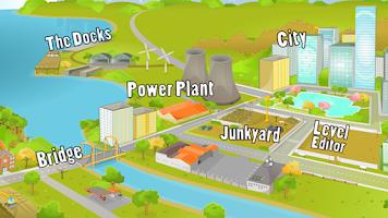 Screenshot of Construction City no ads
