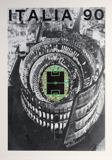 """""""The first World Cup truly conceived as a television spectacular..."""" David Goldblatt, Football Writer"""