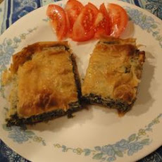 Spinach Pie V