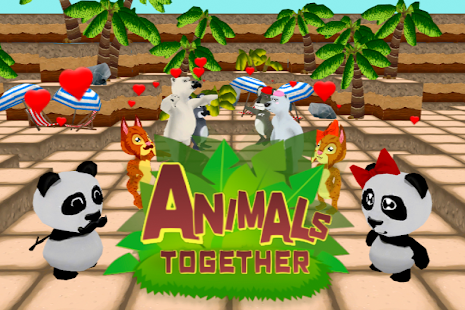 Animals Together - screenshot