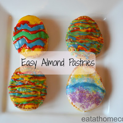 Easy Almond Pastries