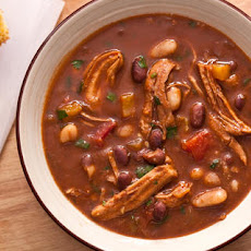 Jerk Turkey Chili