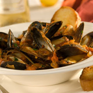 Mediterranean Mussels Recipes