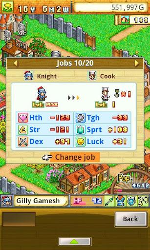 Dungeon Village - screenshot