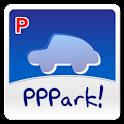 PPPark! -駐車場料金 最安検索- icon