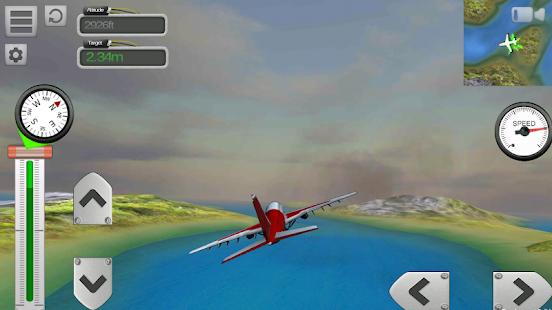 passenger flight games