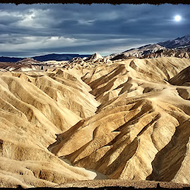 Death Valley National Park by Francesca Riggio - Landscapes Mountains & Hills ( clouds, death valley, hills, mountains, california )