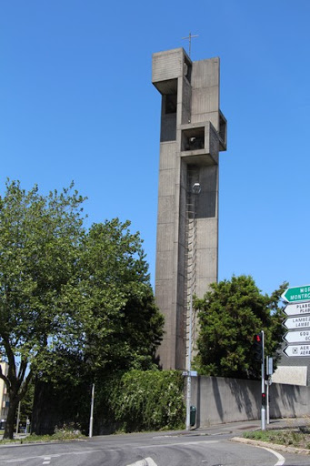 eglise catholique Brest