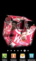 Screenshot of 3D Wydad Casablanca Wallpaper