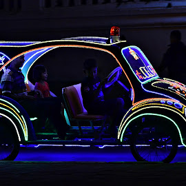 push car by Yudi Dhaniwanto - Artistic Objects Other Objects ( glow )