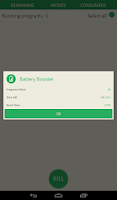Screenshot of Battery Booster - Saver