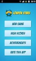 Screenshot of 2012 London Stars FREE Game