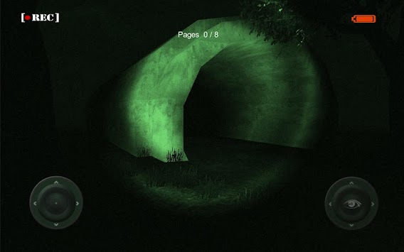 Slenderman DarkCam ADfree apk screenshot