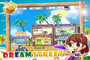 Screenshot of Small Dream Street