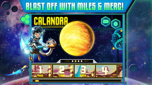 Miles From Tomorrowland - screenshot