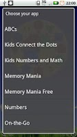 Screenshot of Kids Clock Widget