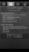 Screenshot of Sweet Home WiFi Picture Backup