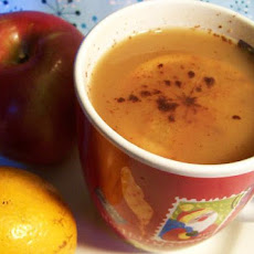 Slow Cooker Hot Caramel Apple Cider