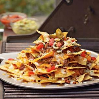 Grilled Nachos Recipes