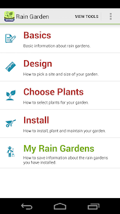 Rain Garden - screenshot