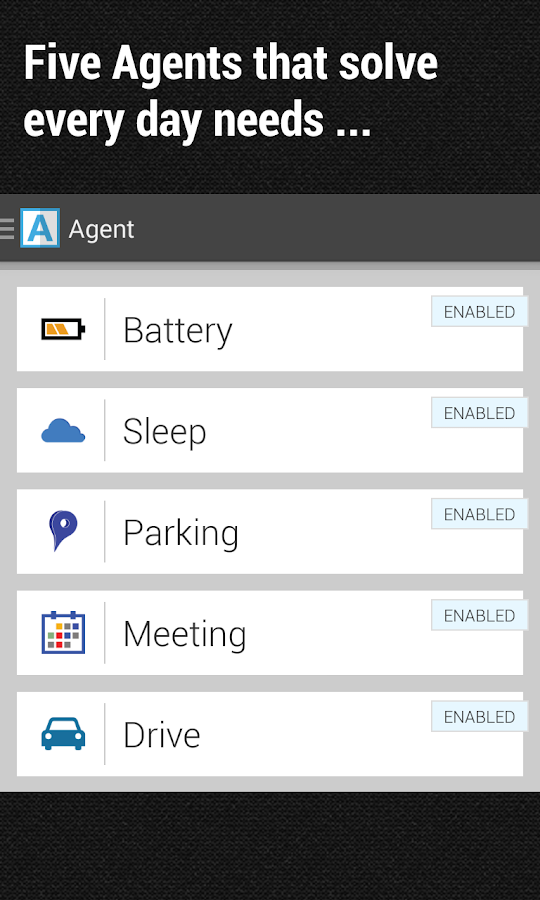 Agent - do not disturb & more Screenshot