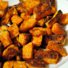 Sweet and Spicy Sweet Potatoes