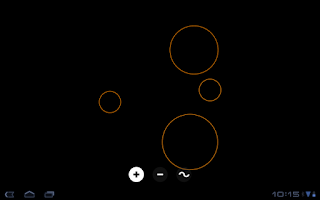 Screenshot of Pulsate