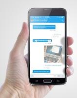 Screenshot of Blink Chat for LinkedIn™