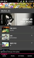 Screenshot of KPOP Free Music - MUSICJO