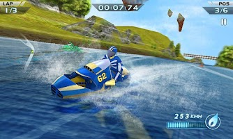 Screenshot of Powerboat Racing 3D