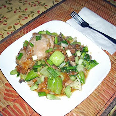 Delicious Moo Goo Gai Pan