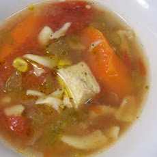 Welcome Spring! With Some Chicken Soup from the Farm!