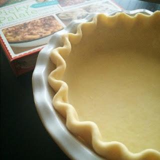 Pie Crust Low Butter Recipes