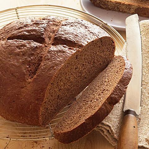 Pumpernickel Rye Bread Recipe | Yummly