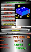 Screenshot of Kg_tool 2 (Weight calculation)