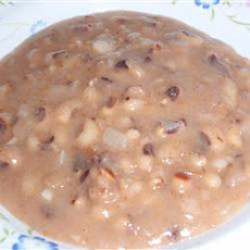 Tutu (Dutch Antilles Bean Porridge)