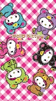 Screenshot of HELLO KITTY LiveWallpaper14