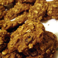 Amazing Whole Wheat Oatmeal Cookies