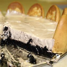 Chocolate Mousse Sponge Finger Cake