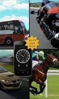 Screenshot of Speedometer FREE