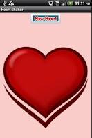 Screenshot of Heart Shaker Love Quotes