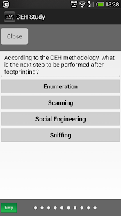 CEH v8 Study Questions 2015 - screenshot