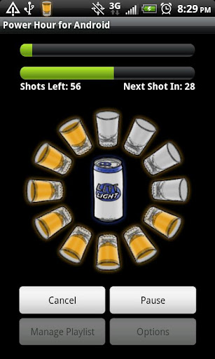 Power Hour for Android