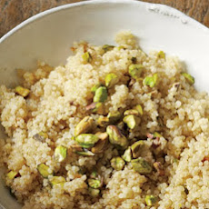 Quinoa with Pistachios